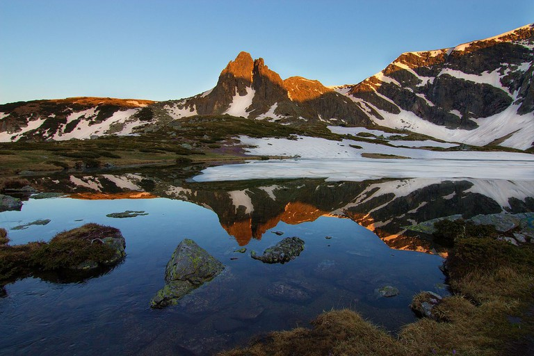 The Twin Lake | © Alexandra Karadzhova / WikiCommons