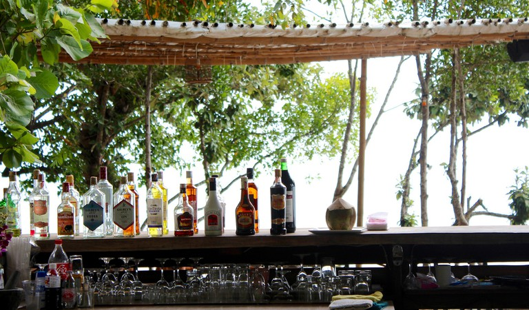 Bottles on Bottles, Cancun |© Peggy & Mark Lacchhmann/ flickr