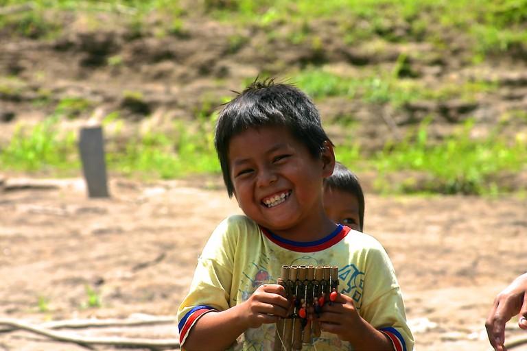 Amazon kid | © BoLockwood/pixabay