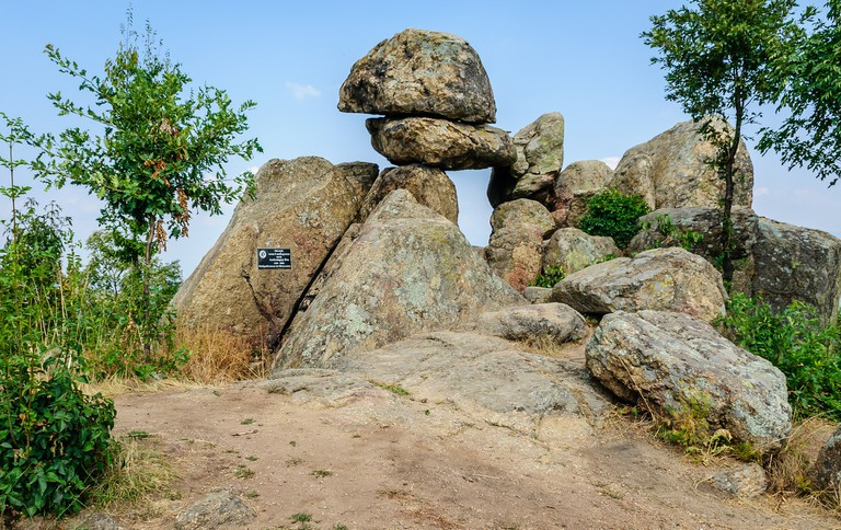 The Buzovgrad Megalith