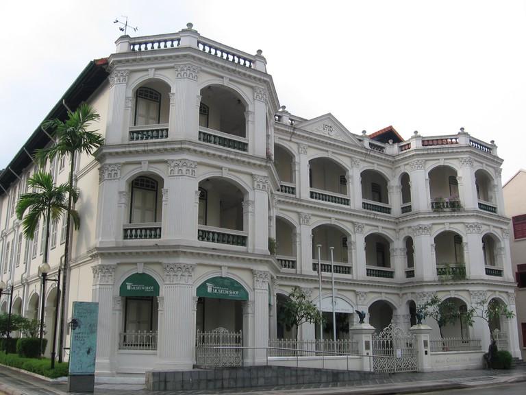 Peranakan Museum | © Sengkang/WikiCommons