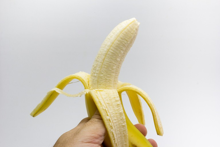 Banana   ©ajcespedes / Pixabay