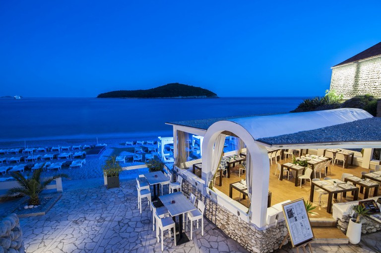 Banje Beach Bar Dubrovnik