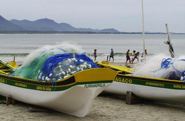 Barra da Lagoa / © Otávio Nogueira / Flickr