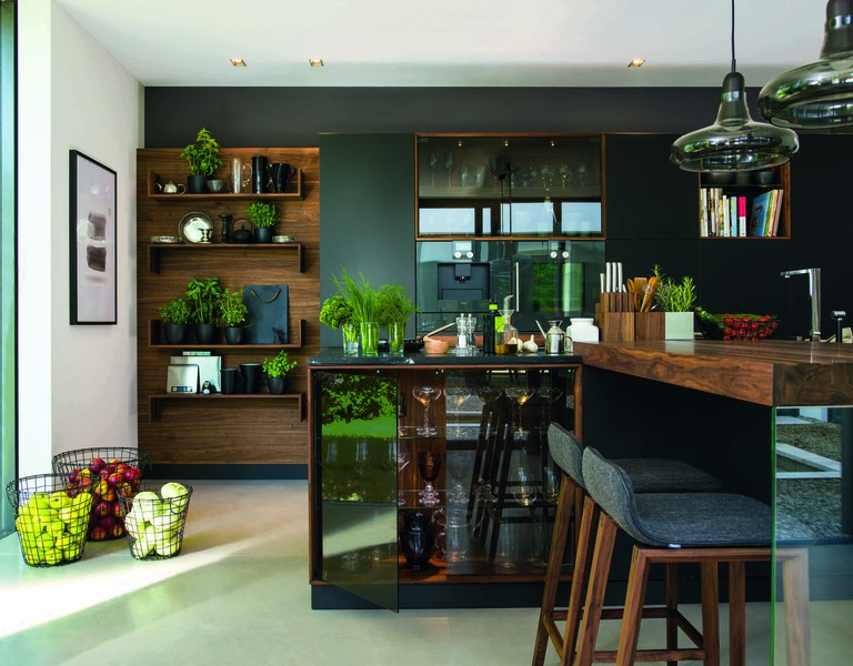 Kitchen from £30,000, ©Wharfside