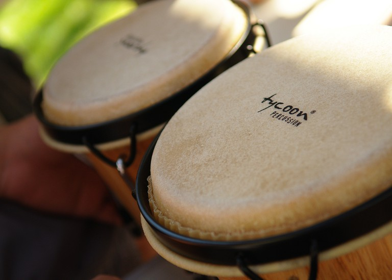 Bongos (musical instrument) | © George Ruiz/ Flickr
