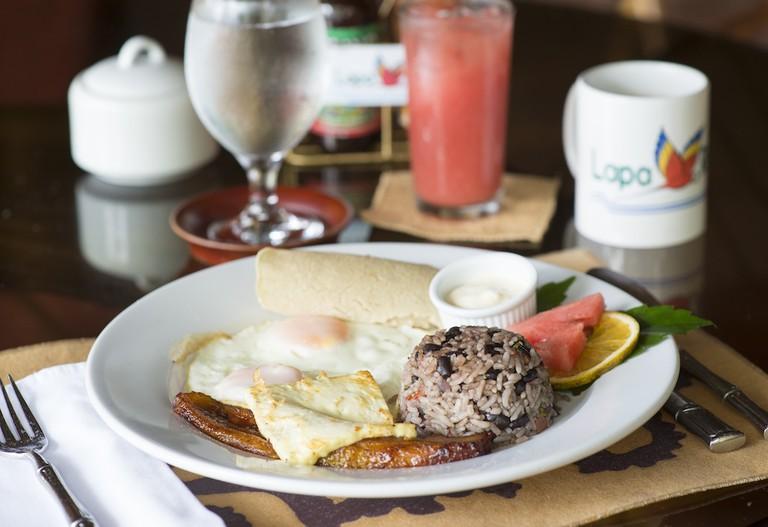 Typical Costa Rican breakfast | © James Anderson/Tartan Group