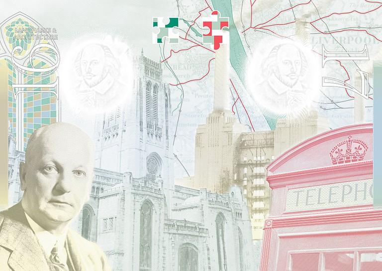 British Passport 'Creative United Kingdom' Passport   © HM Passport Office, De La Rue/Creative Commons