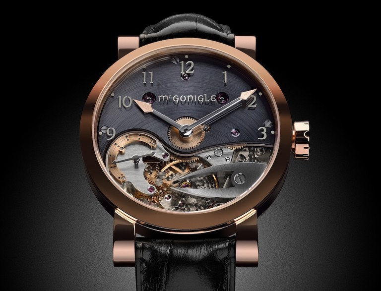 McGonigle Tuscar Bánú in Rose Gold | Courtesy of McGonigle