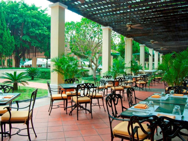 Cafe Panorama | courtesy of Grand Coloane Resort