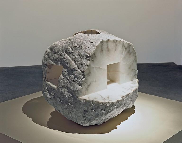 How Profound Is The Air by Eduardo Chillida | Guggenheim Museum Bilbao