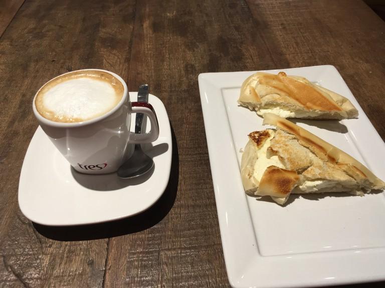 Typical Brazilian Breakfast © Lise Alves