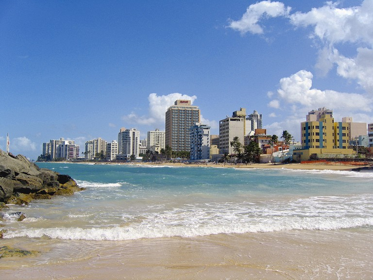 Condado Beach   © Tomas Fano/ Flickr