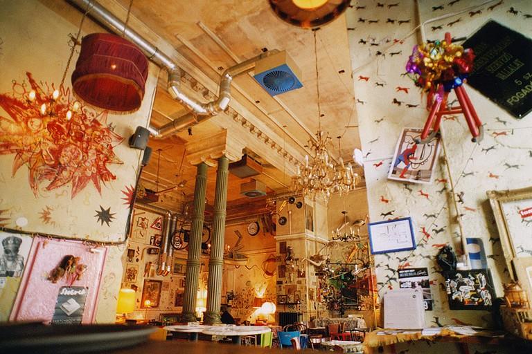 Csendes Létterem bar Budapest