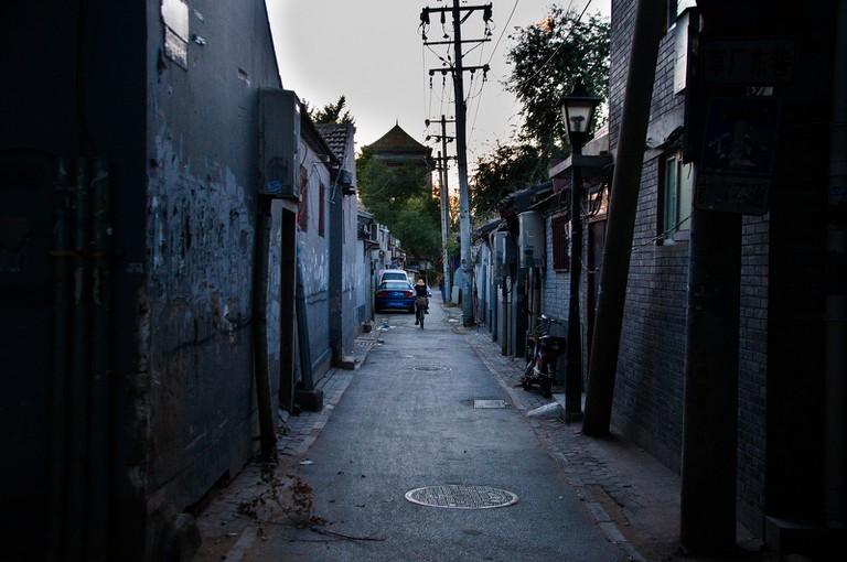 Beijing's alleyways hold plenty of surprises | © Mitch Altman | Flickr