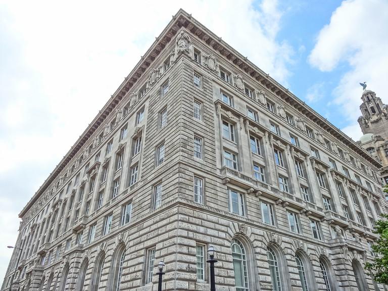 Cunard Building