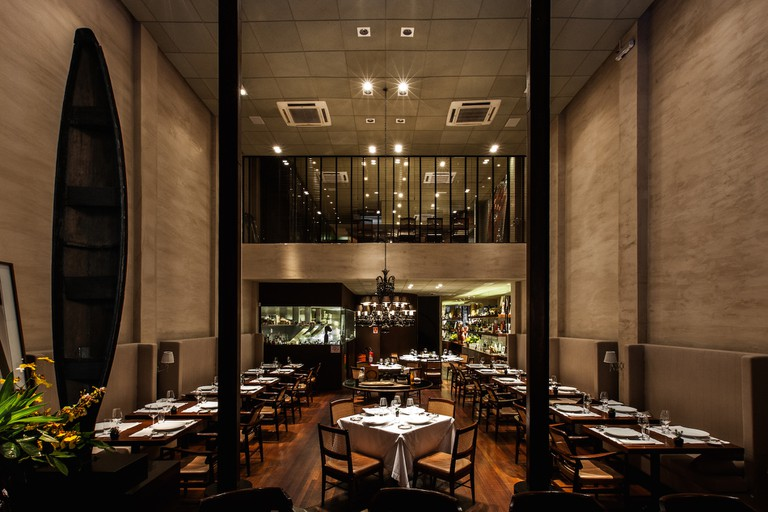 Fine dining at D.O.M., São Paulo's two Michelin star restaurant