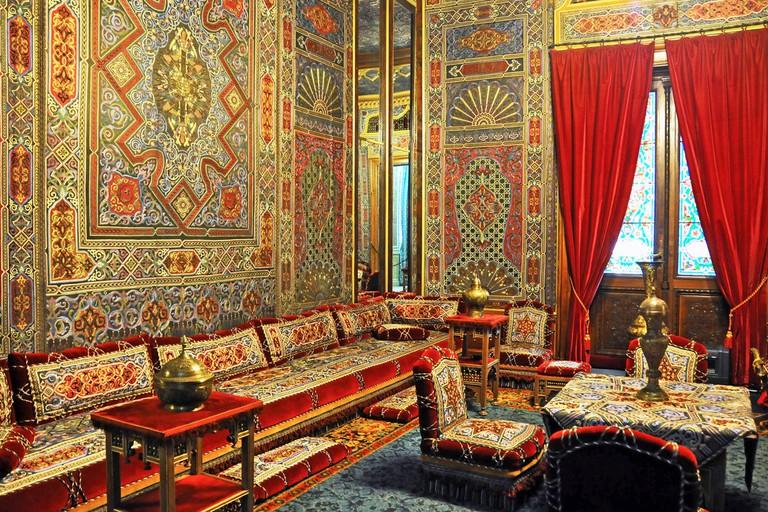 Peleș Castle's Moorish Room