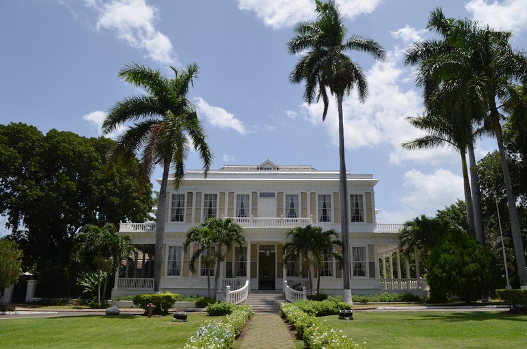 Devon House, Kingston, Jamaica   © CaribbeanCables/Flickr