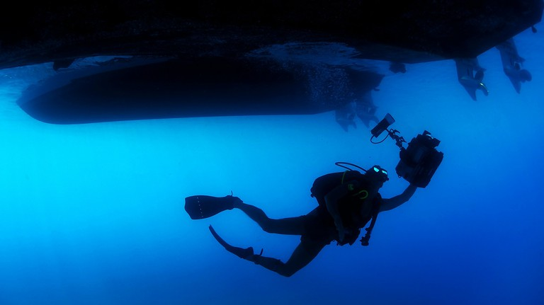 Dive Cancun|©TPSDave/Flickr