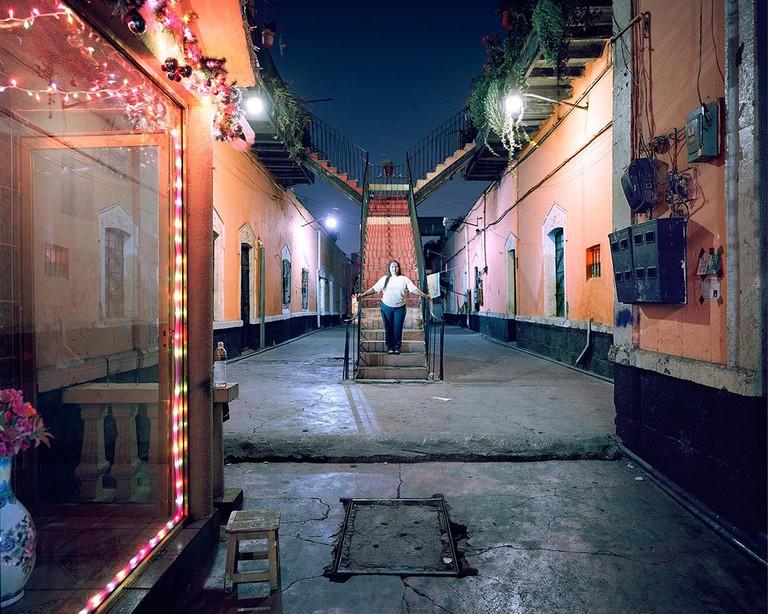 DÕNA ELVIRA, Mexico City 2016 © Anja Jensen, VG Bildkunst, Bonn 2017