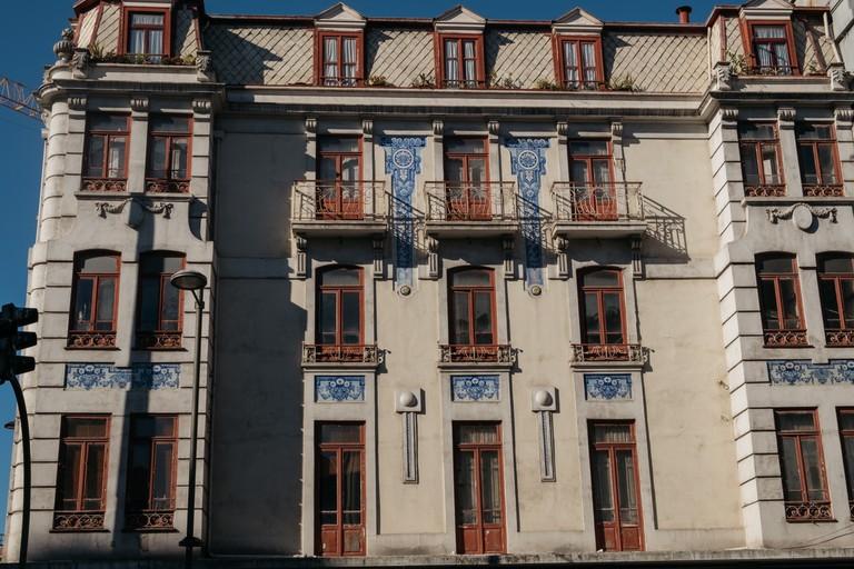 DSCF3049 -WATSON - PORTO, PORTUGAL - BAIXA - BUILDING
