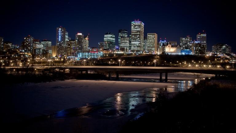 Edmonton's Skyline | © Kurt Bauschardt / Flickr