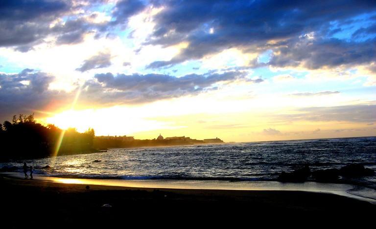 El Escambron Beach   © Elizabeth Aguilar/ Flickr