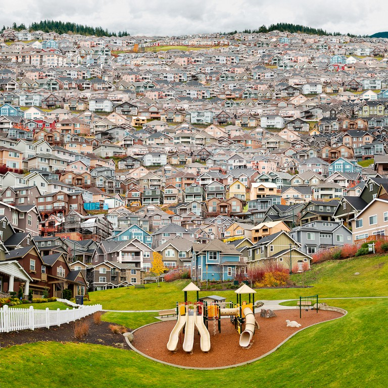 Eric Tomberlin, Garden of Earthly Delights, Issaquah, WA, USA, 2010