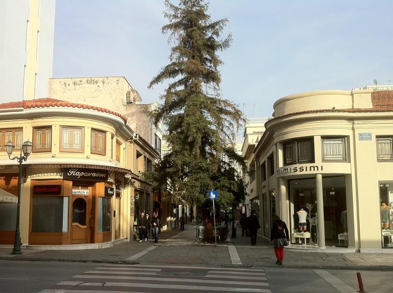 Ermou Street in Volos   © OrthoArchitectDU/Wikicommons