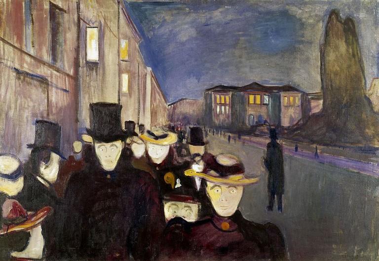 Evening on Karl Johan Street | Creative Commons