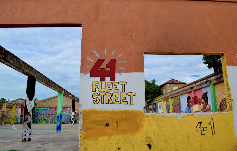 41 Fleet Street, Kingston, Jamaica   © CaribbeanCables/Flickr
