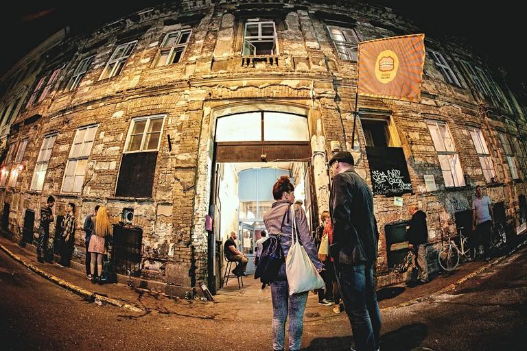 Fogas Ház bar Budapest