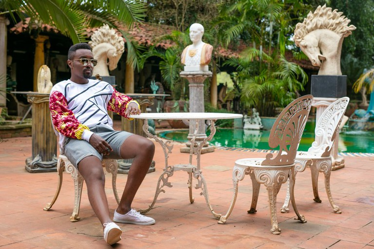 Franklin the Kenyan Stylista | © Tatiana Karanja