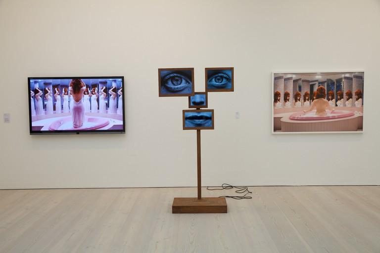 Installation view, Charlotte Colbert and Juno Calypso