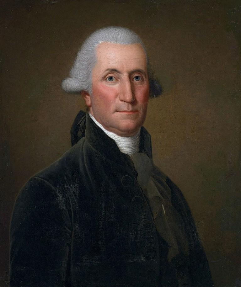 George Washington (1794) by Adolf Ulrik Wertmuller   Creative Commons