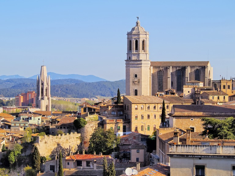 Girona is the gateway to the Costa Brava