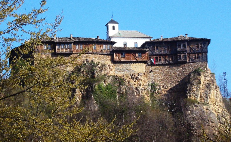 Glozhene Monastery I © Grozhen/WikiCommons