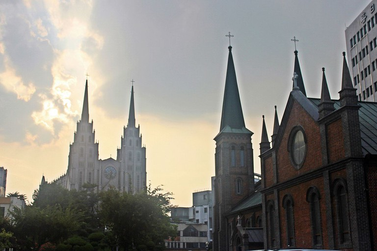 Gyesan Catholic Church | © Okseok Choi