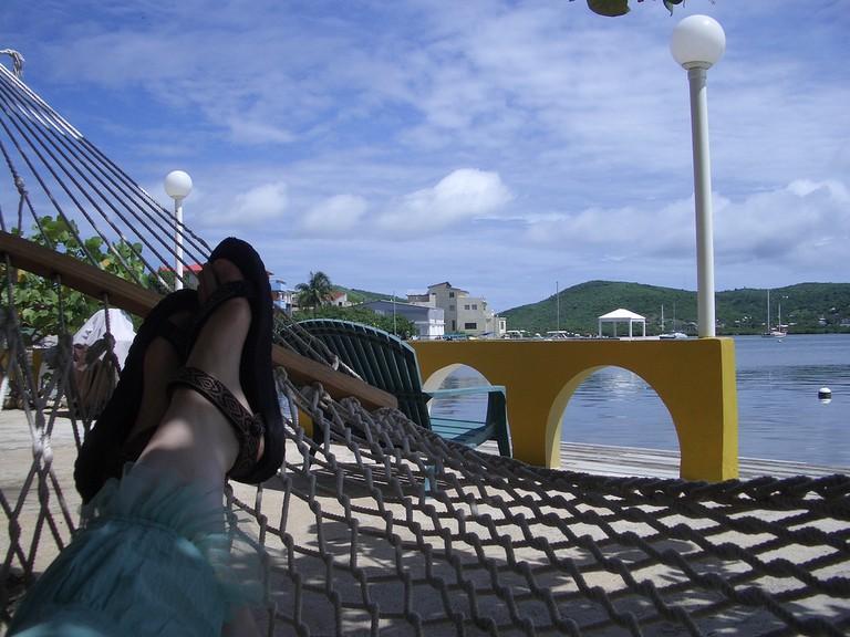 Hammock in Puerto Rico | © Heather R/ Flickr