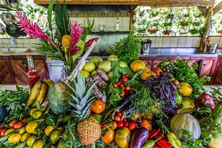 Enjoy the local harvest| ©Matt Berglund