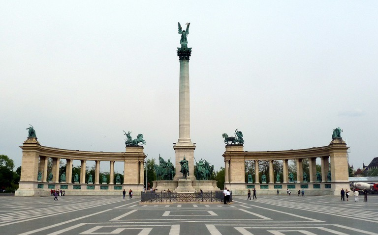 Heroes Square