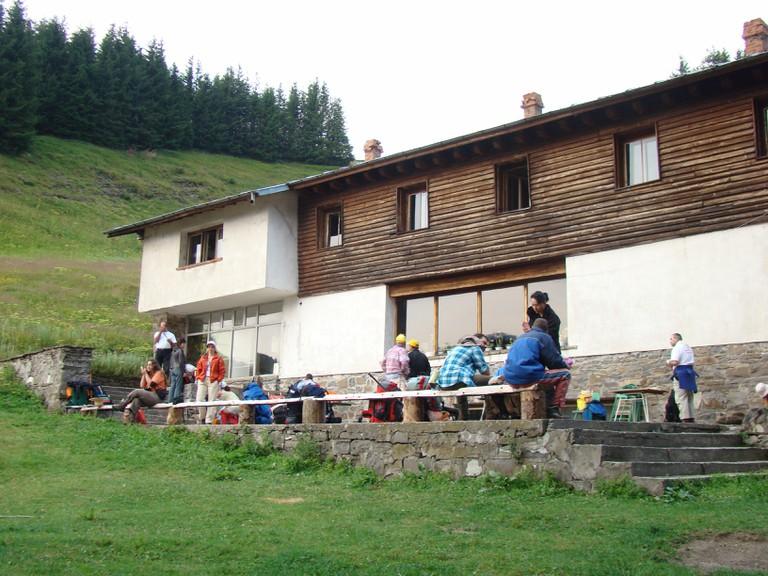 Ambaritsa Chalet I © Zozakral/Wikimedia