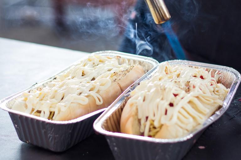 Hot Dog © Romerito Santos /Flickr