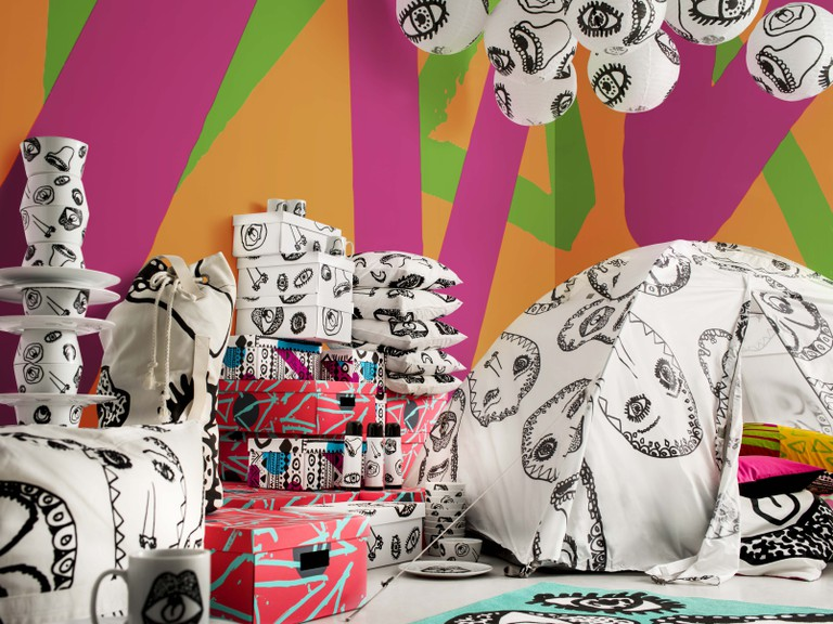 SPRIDD 'festival-inspired' collection © IKEA