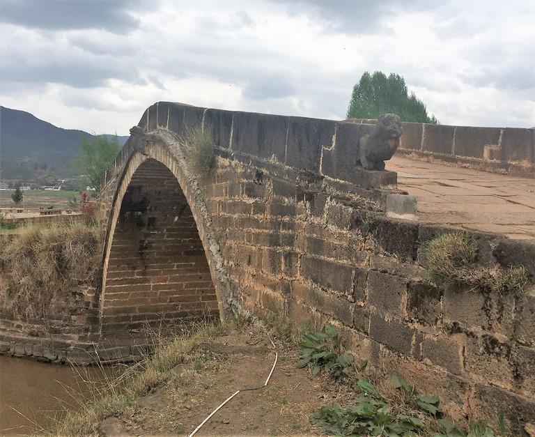Shaxi Stone Bridge|© Jessica Larson