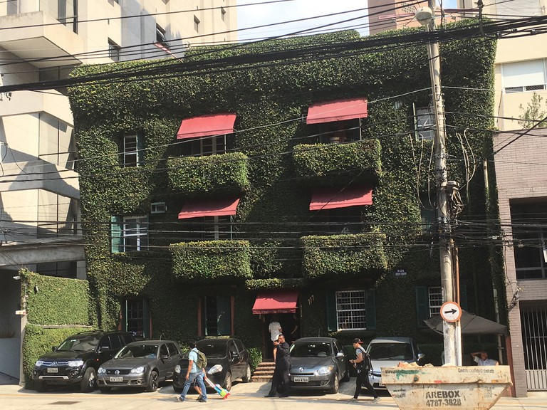 Ivy building in Itaim Bibi © Lise Alves