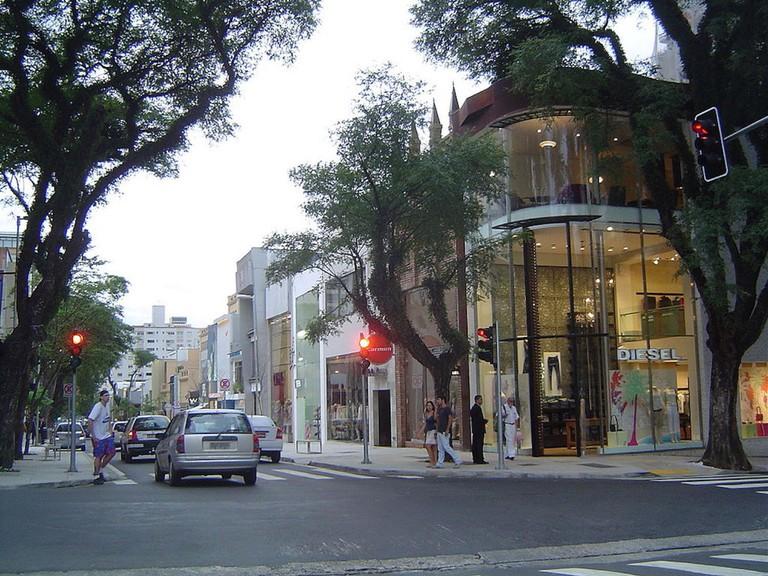 Jardim Paulista Neighborhood in São Paulo © Maxpana3/Wikimedia CC