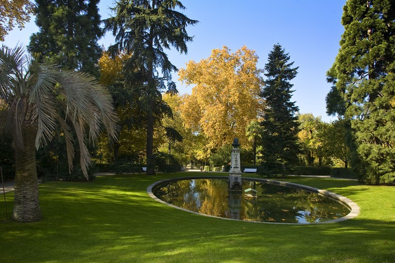 The Botanical Gardens in Madrid | © Madrid Destino Cultura Turismo y Negocio