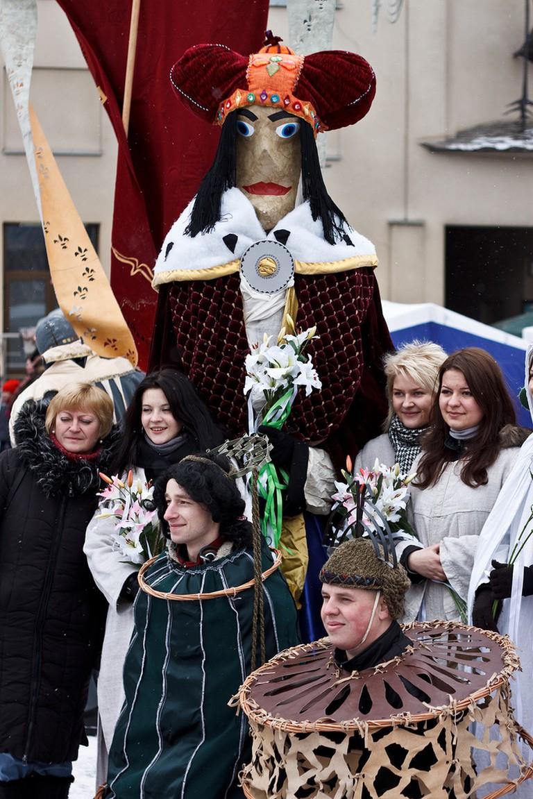 Kaziukas parade ©Evaldas Liutkus/Flickr